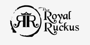 The Royal Ruckus Logga Liten wordpress